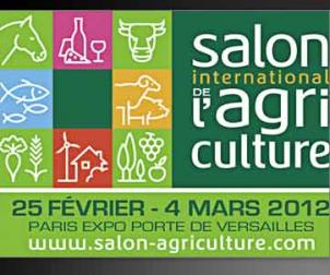 Salon Internationale de l'Agriculture 2012