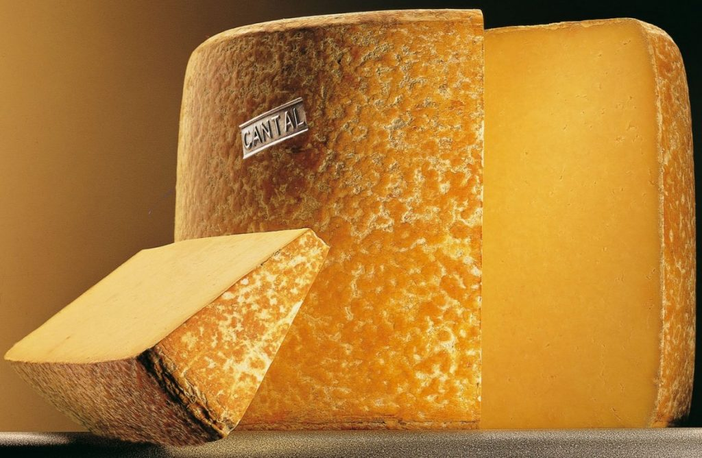 Cantal AOP : le fromage Cantal AOP